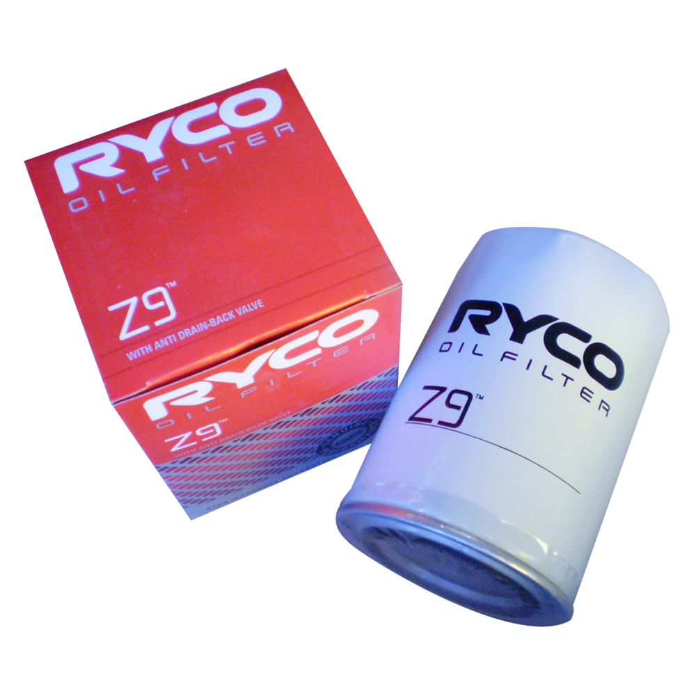 Details about RYCO Z9 REPLACEMENT OIL FILTER SUIT FORD FALCON XH EA EB ED  EF EL AU 6CYL & V8