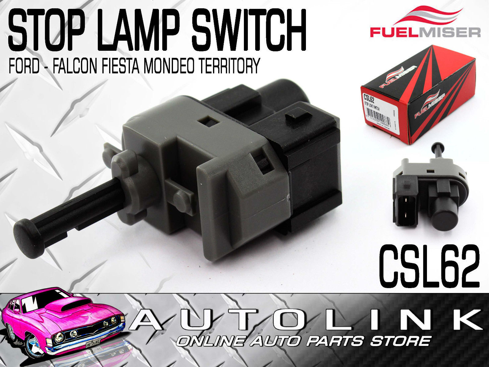 CTPS208 THROTTLE POSITION SENSOR//SWITCH FOR FORD FALCON BF II XR6