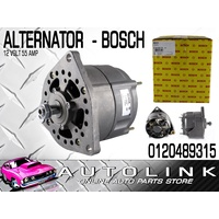 BOSCH 0120489315 ALTERNATOR BOSCH 12V 55 AMP - COMMERCIAL VEHICLES