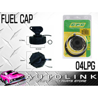 CPC 04LPG LPG FILLER CAP UNIVERSAL TYPE WITH TURN KEY LOCK - FITS ALL STD TANKS