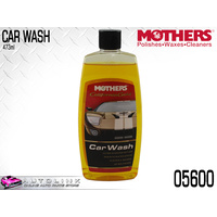 MOTHERS CALIFORNIA GOLD CAR WASH 473ml RESISTS WATER SPOTTING ( 05600 )