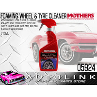 MOTHERS FOAMING WHEEL & TYRE CLEANER - 710ml 05924