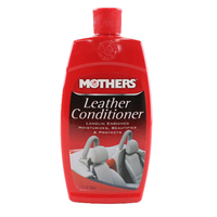 MOTHERS LEATHER CONDITIONER - LEAVES A PROTECTIVE BARRIER AGAINST UV RAYS & DIRT
