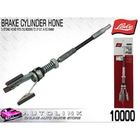 "LISLE BRAKE CYLINDER HONE - 3 STONE (240 GRIT) FOR CYLINDERS TO 2"" ( 10000 )"