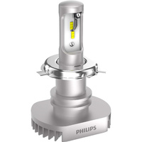 PHILIPS 11342ULX2 ULTINON LED H4 HEAD LIGHT GLOBES 6000K BRIGHTER LIGHT PAIR