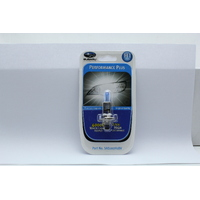 PHILIPS H1 12 VOLT 55W BLUE VISION HEADLIGHT GLOBE CLEAR WHITE LIGHT 4000K CAR