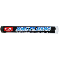 CRC MINUTE MEND EPOXY FAST REPAIR PUTTY CAN BE APPLIED UNDER WATER EMERGENCY
