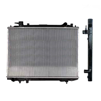 RADIATOR TO SUIT FORD COURIER PD PE PG PH 2.5lt T/DIESEL (MANUAL) 5/1996-11/2006