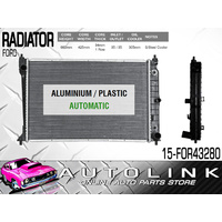 RADIATOR FOR FORD FAIRLANE AU AUII 4.0lt 6CYL & V8 MODELS 2/1999 - 12/2002