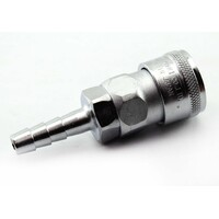"NITTO 1/4"" HOSE TAIL COUPLING (20SH) AIR LINE / COMPRESSOR FITTING"