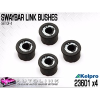 FRONT SWAY BAR LINK BUSHES SUIT MITSUBISHI LANCER CE CG CH 1996 - 2008  ( x4 )