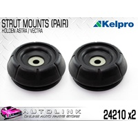 KELPRO 24210 FRONT STRUT MOUNTS FOR HOLDEN COMBO XC 1.4L 4CYL 5/2005-2012 x2