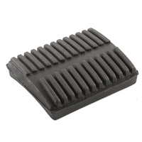 PEDAL PAD RUBBER - CLUTCH FOR HOLDEN MONARO V2 (CHECK APPLICATION BELOW)