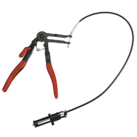 TOLEDO 301172 HOSE CLAMP PLIERS WITH FLEXI CABLE - REMOVE TENSION STYLE CLAMP