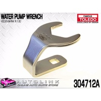 TOLEDO WATER PUMP WRENCH FOR HOLDEN BARINA TK 1.6L 4CYL ( 304712A )