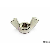 "SPECO AIR CLEANER WING NUT 1/4"" THREAD - FOR CARBY STUD 391026 x1"