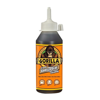 GORILLA GLUE 100% WATERPROOF INCREDIBLY STRONG 236ml 41003 BONDS WOOD STONE