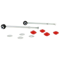 FRONT SWAY BAR LINK KIT NOLATHANE SUIT HOLDEN COMMODORE VY VZ BUSH BALL JOINT
