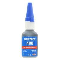 LOCTITE 45506 INSTANT ADHESIVE IND STRENGTH 480 25ml FOR STEERING WHEEL REPAIRS