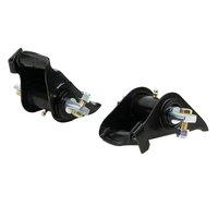 NOLATHANE SPRING SADDLES SET FOR FORD FALCON XR XT XW XY GS GT GT-HO & MUSTANG