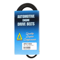 A/C AIR CON DRIVE BELT 4PK1100A FOR HOLDEN ADVENTRA VYII VZ 5.7L V8