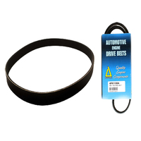 AIR CON DRIVE BELT 4PK1180 FOR NISSAN MAXIMA A31 V6 3.0L VG30 1990 - 1995