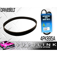 A/C DRIVE BELT 4PK895A TO SUIT BMW X3 2.0L 4CYL 2007 - 2011