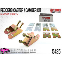 PEDDERS 5425 CAMBER / CASTER KIT FOR FORD FALCON BA BF FG 2002-ON x1