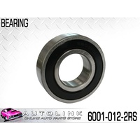ELECTRIC PILOT BEARING 6001-012-2RS 12.5 x 28 x 8mm RUBBER SEALED SOLD AS 1