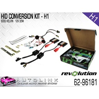 HID CONVERSION KIT 12V H1 CAN USE WITH HELLA RALLY 2000 & 4000 SLIM LIGHTS
