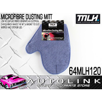 MLH 64MLH120 MICROFIBRE DUSTING MITT - FOR INTERIOR & EXTERIOR USE