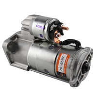 STARTER MOTOR FOR MITSUBISHI TRITON ML MN 2.5L 4D56 TURBO DIESEL 2008 - 2015