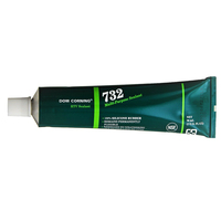 DOW CORNING RTV SEALANT 732 MULTI PURPOSE 100% SILCONE RUBBER TO 177C 139M CLEAR