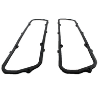 SPECO ROCKER COVER GASKETS HOLDEN 253 308 V8 - RUBBER WITH STEEL FRAME (PAIR)
