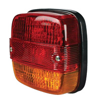 NARVA REAR STOP/TAIL DIRECTION INDICATOR LAMP WITH LICENCE PLATE OPTION 86030 x1