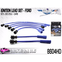 EAGLE IGNITION LEAD SET TO SUIT FORD F100 4.1L 6CYL 250ci 7/1974-12/1978 8604HD