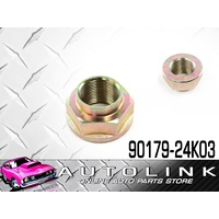 DIFF PINON FLANGE LOCK NUT M24 x 1.5 SUITS VARIOUS TOYOTA MODELS 90179-24K03