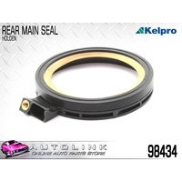 KELPRO REAR MAIN OIL SEAL WITH SENSOR PLUG - HOLDEN ASTRA AH 1.8L Z18XER 98434