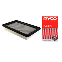 RYCO AIR FILTER A1289 SUIT MAZDA 323 1.6L 1.8L  2.0L & PREMACY 1.8L
