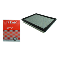 Ryco A1358 Air Filter for Holden Commodore VT VU VX VY VZ V6 3.6L 3.8L V8 5.7L