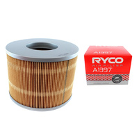 RYCO A1397 AIR FILTER SUIT TOYOTA HILUX RZN147 2.0L 1RZ-E 1997 - 2001