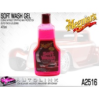 MEGUIARS SOFT WASH GEL CONCENTRATE FOR A BRILLIANT PAINT FINISH 473ml A2516