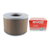 RYCO AIR FILTER A340 FOR TOYOTA COASTER / DYNA - CHECK APPLICATION BELOW