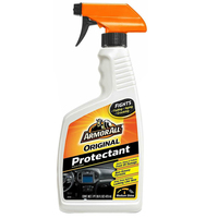 ARMOR ALL ORIGINAL PROTECTANT 473ml CLEANS PROTECTS FROM UV RAY RUBBER VINYL CAR