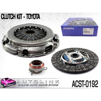 AISIN CLUTCH KIT FOR TOYOTA HIACE THR201 THR223 2.7L 4CYL 2TRFE 2005 - 2017