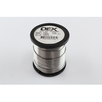 ACID CORE SOLDER ROLL 1.6MM DIA 40% TIN 60% LEAD ( FOR OLDER CABLE ) 500 GRAMS