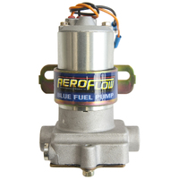 "AEROFLOW ELECTRIC FUEL PUMP ""BLUE"" 110 GPH 14 PSI 3/8"" NPT THREAD AF49-1009"