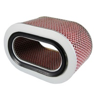 SILVERLINE AF527SL OVAL AIR FILTER SAME AS RYCO A1226 SUIT MITSUBISHI MODELS
