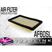 SILVERLINE AF60SL AIR FILTER SAME AS RYCO A1289 SUIT FORD LASER & MAZDA 323