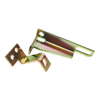AEROFLOW TRIMATIC BRACKET LEVER KIT WITH PASSENGER SIDE LINKAGE FOR B&M SHIFTER